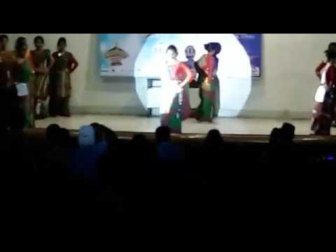 AISFA 2017 Ramp Walk Santhal Beauty