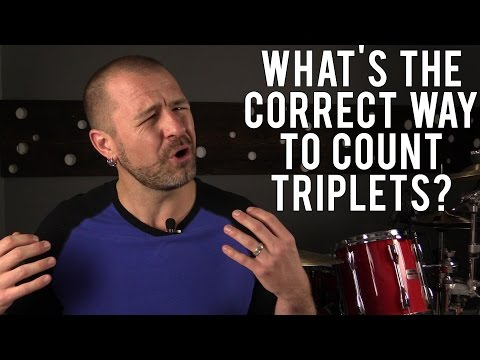 WHAT'S THE CORRECT WAY TO COUNT TRIPLETS?
