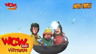 Motu Patlu Siêu Clip 11 - Hai Chàng Ngốc - Cartoon Movie - Cartoons For Children