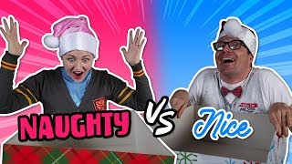 Naughty VS Nice Gift Exchange!
