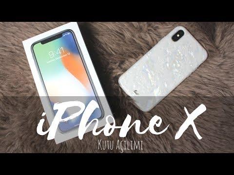 IPhone X | Kutu Açılımı Ve İlk İzlenimler