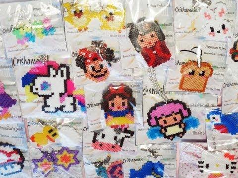 Hama Beads  Creaciones de  Crishamaskill