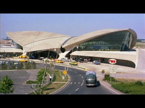 Iconic airport terminal gets new life