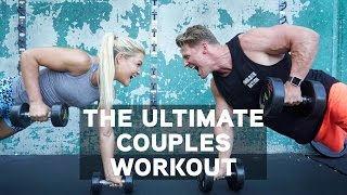 THE ULTIMATE COUPLES WORKOUT ft. Sophia Thiel