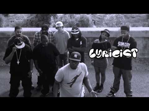 Monroe Louisiana Rap Cypher (2012)