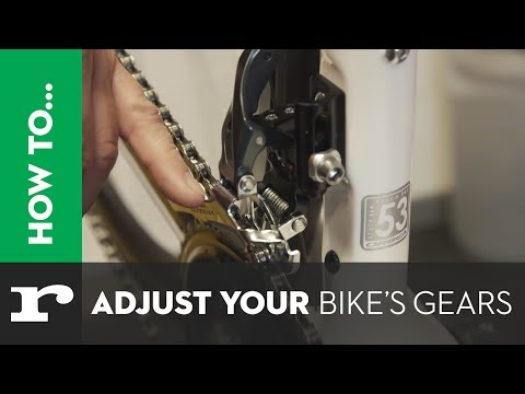 How to Adjust Your Bike's Gears for Maximum Shifting Performance