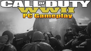 Call of Duty World War 2: PC Multiplayer Gameplay