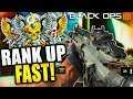 FASTEST WAY TO LEVEL UP ON COD BO4! BEST AND EASIEST WAYS TO LEVEL UP FAST ON COD BO4