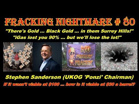 Fracking Nightmare - Episode 80 : 'Black Hole' Investments!