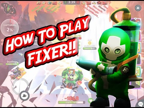 Battle Bay Guide with Porthos: How To Play Fixer