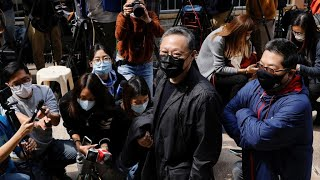 Hong Kong detains dozens of pro-democracy activists for violating new national security law
