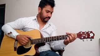 hit dagadi kamla | hey renu teri yaad ma | kumaoni | Garhwali | songs mashup | Guitar cover |