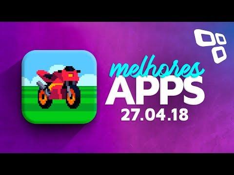 Melhores Apps da Semana para Android e iOS (27/04/2018) - TecMundo
