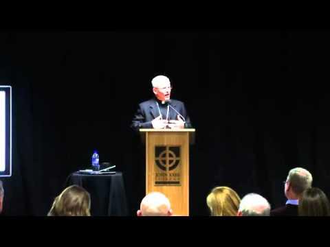 Catholic Education Presentation by Archbishop Timothy Costelloe at John XXIII College