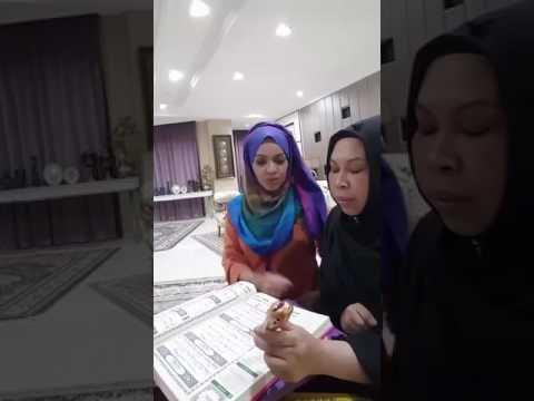 Dato Seri Vida bersama Sharifah Khasif