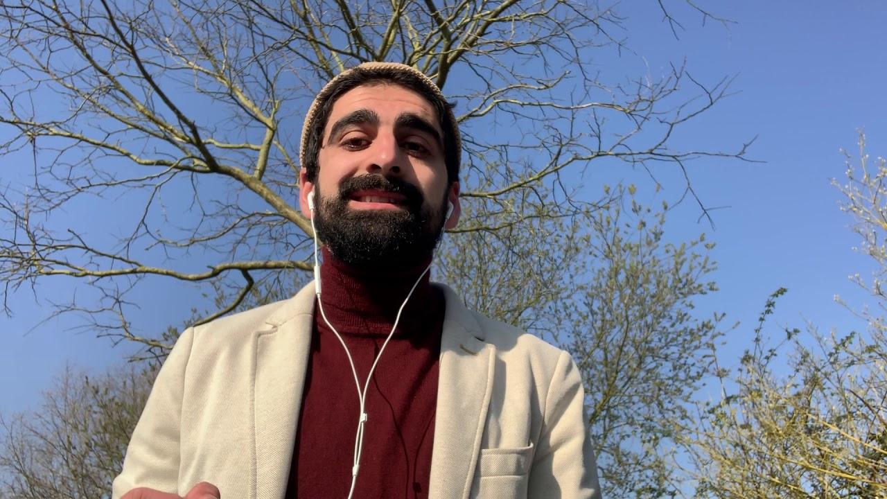 Freitagspredigt vom 27.03.2020 auf deutsch mit Cheikh Garip Elleri