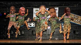 The Boule , Black Greek Fraternities , Black Illuminati Freemason Celebrities Exposed! PT. 1