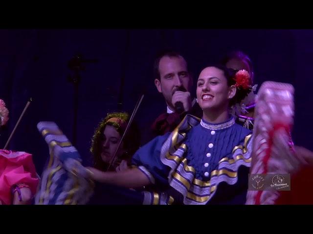 Videoclip de Los Tenampas y El Mariachi