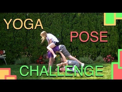 3 person yoga pose challenge  youtube