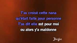 Karaoké Manu - Renaud *