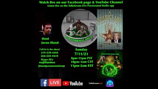 Paranormal Soup Ep 276 guest Psychic Michael Bodine