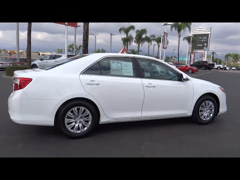 2014 Toyota Camry Used, Ontario, Corona, Riverside, Chino, Upland, Fontana,  CA 2077189P