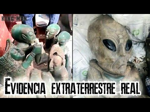 Evidencias extraterrestres encontradas por el mundo demuestran que nunca hemos estado solos