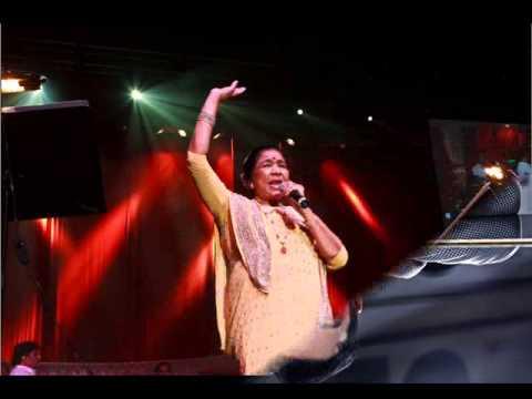 Ek Ajnabi Sa Ehsaas Dil Ko Sataye  Adnan Sami & Asha Bhosle Karaoke  Lucky