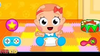 Baby care kids game smartphone
