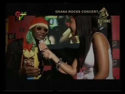 Ghana rocks Concert