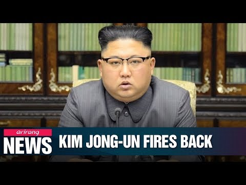 Kim Jong-un makes unprecedented statement at Trump as N. Korea suggests future ...