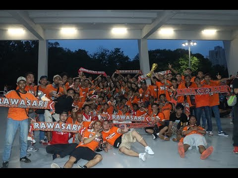 JakRawasari Bersatu Edisi Juara Liga 1 2018