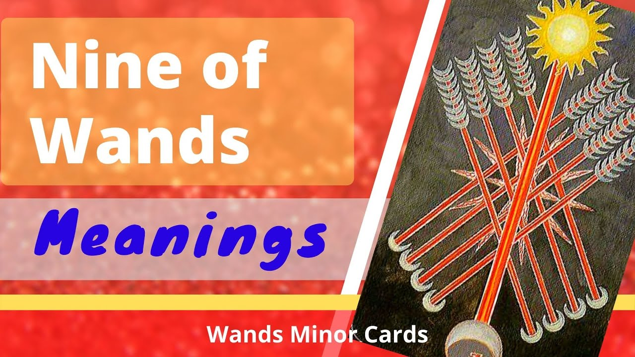 Book of Thoth Nine of Wands Strength tarot meanings