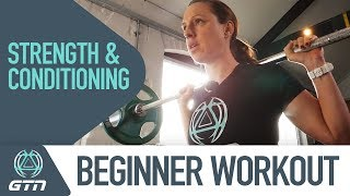 Strength And Conditioning Workout For Beginners | Be A Stronger And Faster Triathlete