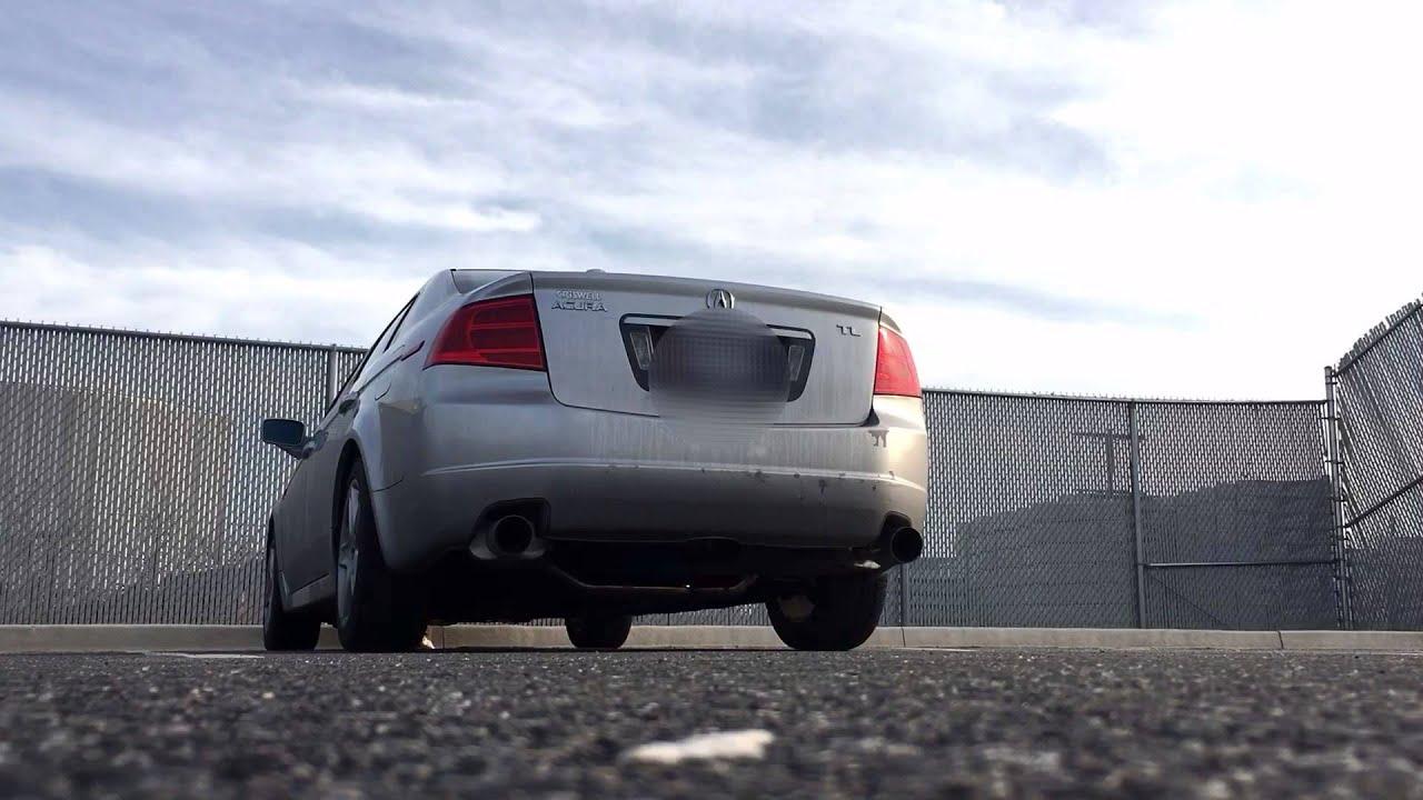 2006 acura tl 5at full bolt on exhaust rev 3 read description rh youtube com 2003 Acura TSX 2005 Acura TSX