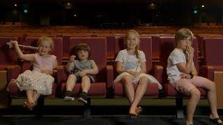 Kids Tell the Story of Coppélia