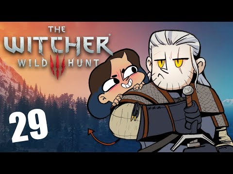 Married Stream! The Witcher: Wild Hunt - Episode 29 (Witcher 3 Gameplay) thumbnail
