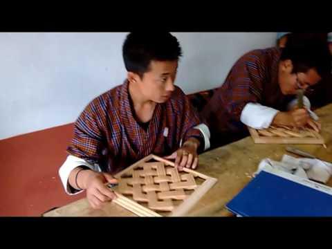 Choki Traditional Art School, Thimphu, Bhutan