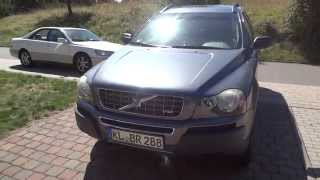 2007 Volvo XC90 V8 Review