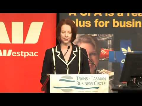 Under the Closer Economic Relationship between Australia & New Zealand