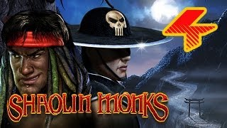 Best Friends Play Mortal Kombat Shaolin Monks (Part 4)