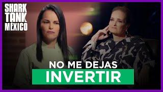 'Me encanta tu producto pero no me dejas invertir' | Shark Tank México