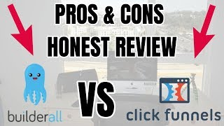 Builderall Vs Clickfunnels: PROS & CONS HONEST REVIEWS