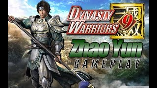Dynasty Warriors 9 - Zhao Yun Gameplay - Part 15 Ending