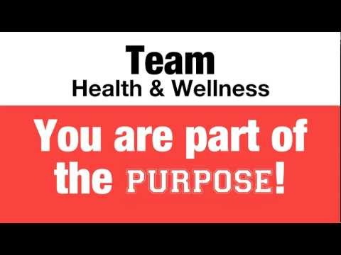The UND Health & Wellness Purpose