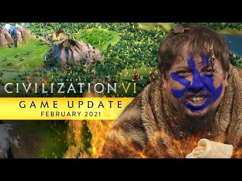 Civilization VI - Developer Update - Free Game Update 5 - Barbarians!