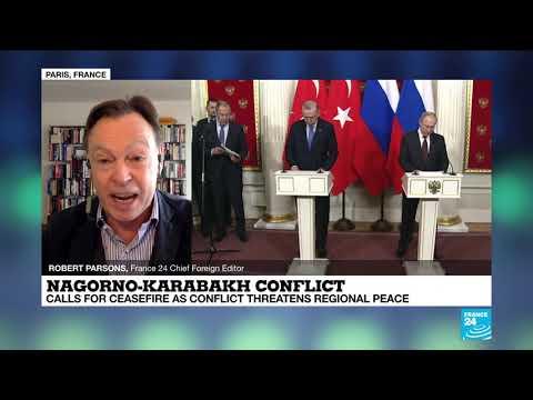 Analysis: emboldened Azerbaijan takes fight to Armenia's capital