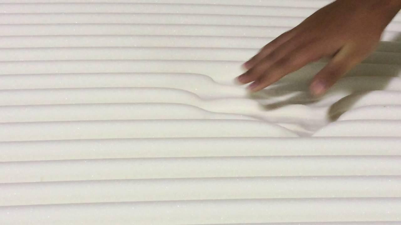 Materassi MiaSuite effetto memory - YouTube