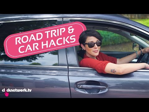 Road Trip & Car Hacks - Hack It: EP43