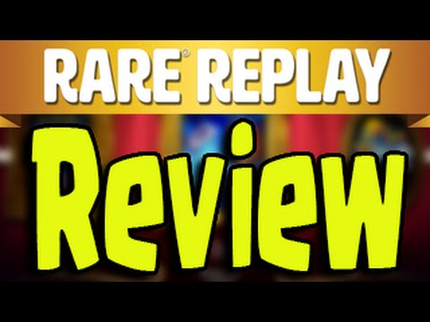 Rare Replay: Menu and ALL Games REVIEW (Let's Play Walkthrough Gameplay Xbox One)